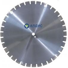 Алмазный диск ALD-PN-Ec 700 мм для резки пустотных плит
